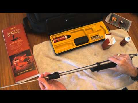 Tim's Take: Ruger 10/22 Takedown Cleaning