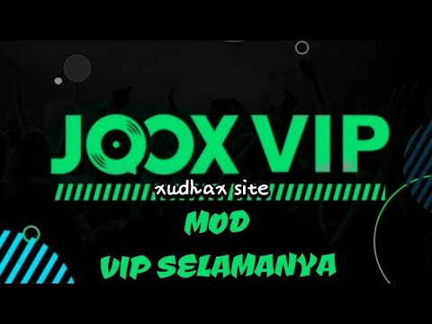 Download the latest JOOX Mod Pro VIP v3.8.1