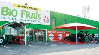 Présentation BioFrais - Magasin 100% Bio St-Julien-en-Genevois