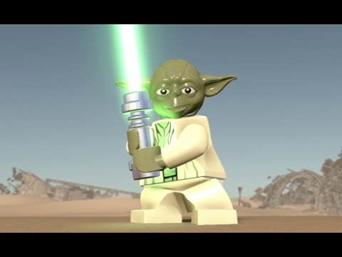 lego star wars the force awakens yoda unlock location gameplay
