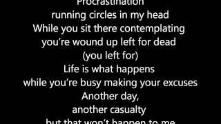 Simple Plan - When I'm Gone lyrics