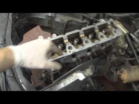 Oficina Mecânica - Gol G4 1.0 8v. EA111 2008 - Desmontagem do Motor