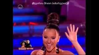 NUTSA BUZALADZE - IN MY DREAMS Dancing With The Stars Georgia - Finale season 4