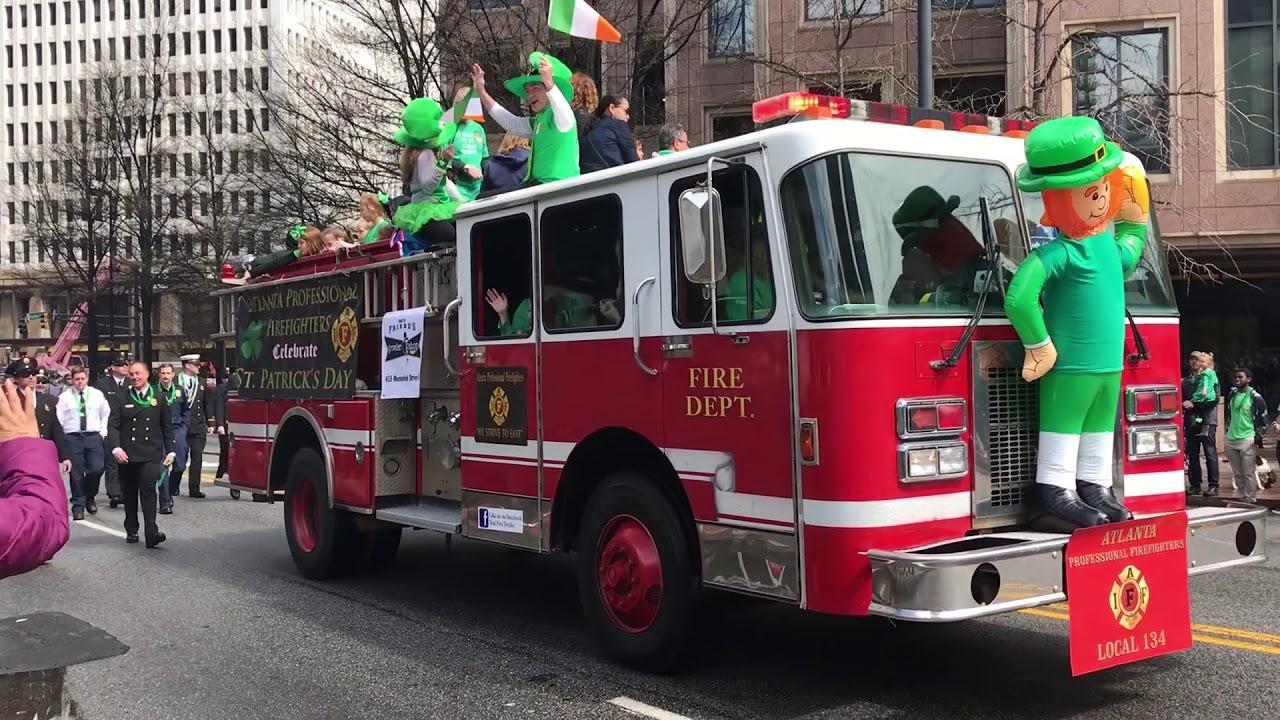 Atlanta Saint Patrick's Day Parade | 2018
