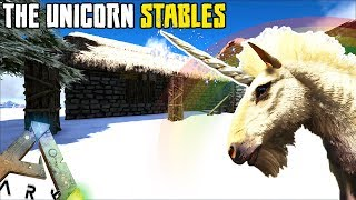 THE UNICORN STABLES | JURASSIC ARK | ARK SURVIVAL EVOLVED [EP65] ➜➜...