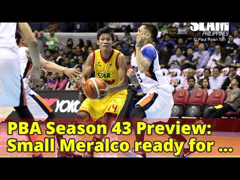 PBA Season 43 Preview: Small Meralco ready for giants of PH Cup