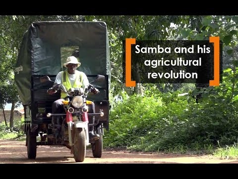 Guinea: Samba and his agricultural revolution