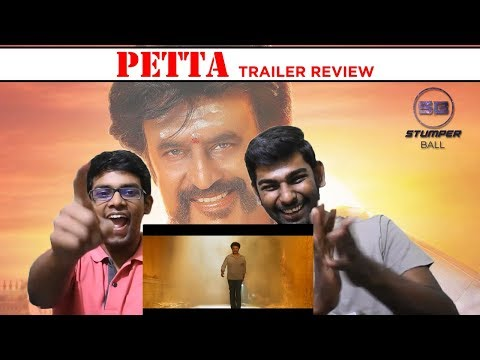 Petta Trailer Review | Superstar Rajnikanth | Vijay Sethupathi