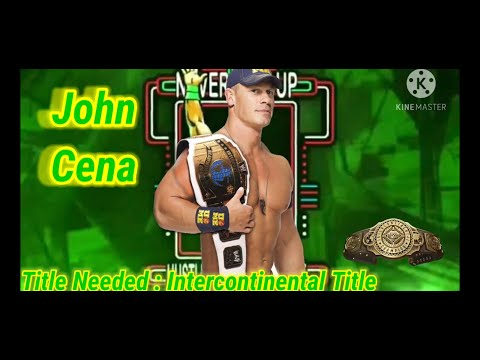 11 Superstars Who Need Just ONE Title To Be WWE Grand Slam Champion!!
