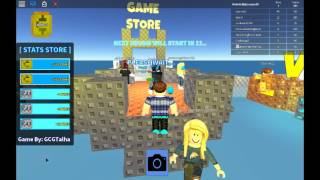 Roblox Skywars parte2