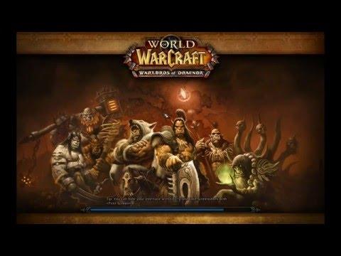 World of Warcraft//Public Test Realm//Healing Preist