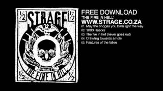 Strage - May the Bridges you burn light the way