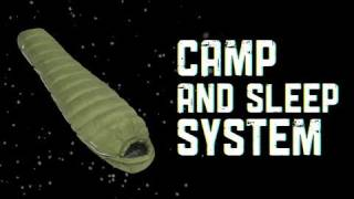 Winter Warmth | Camp and Sleep System