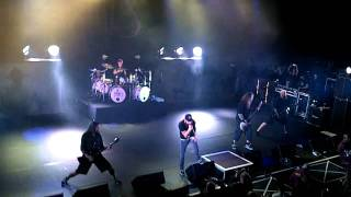 In Flames - Sounds Of A Playground Fading (Live in Paris HD)