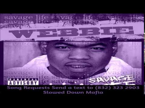 08 Webbie   Gutta Bitch Screwed Slowed Down Mafia @djdoeman Song Requests Send a text to 832 323 290