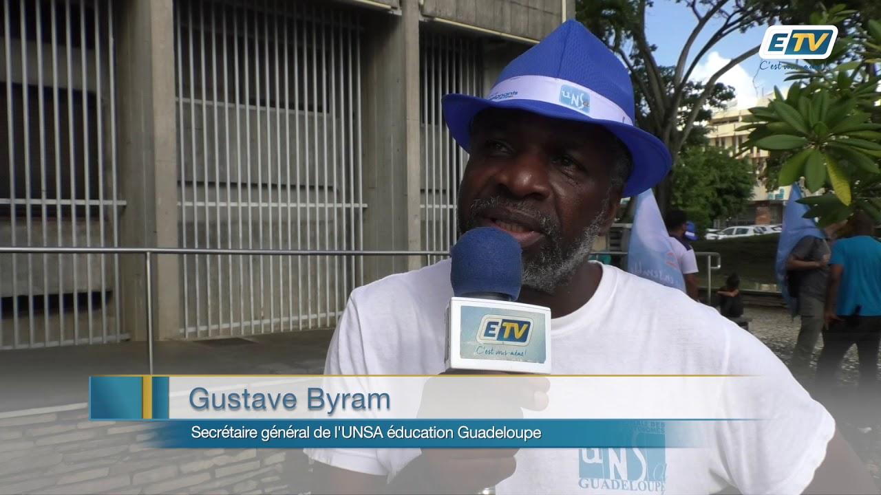 En Guadeloupe, la grève contre la réforme des retraites commence à s'essoufler.