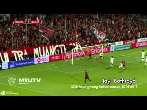 MTUTD.TV Jay Bothroyd - SCG Muangthong United 2014