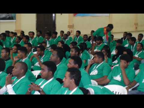 1st YPFDJ Jeddah Conference (Video 1)