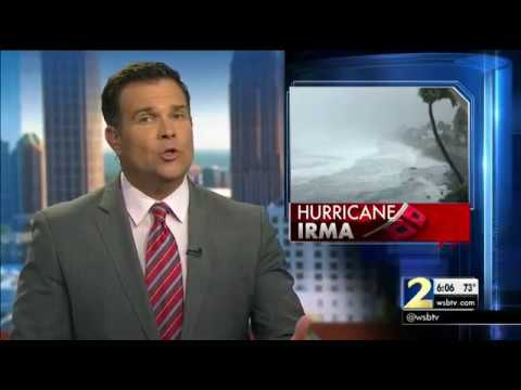 Atlanta area hotels filling up as Hurricane Irma approaches