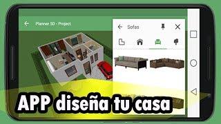 Diseña tu propia casa en Android