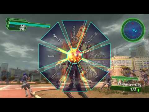 Earth Defense Force 4.1: EDF Chant Spooks Not-Godzilla