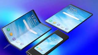 Samsung's flexible Galaxy F smartphone foldable and the future this mobile gadget, device genius