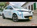 Nuevo Renault ZOE 2018 (Auto 100% eléctrico) en Colombia - Lanzamiento y Presentación Oficial