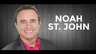 Noah St. John:  Reprogramming Your Brain, & The Shower That Changed Everything