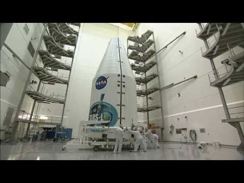 TDRS-L and Atlas V Readied for Liftoff