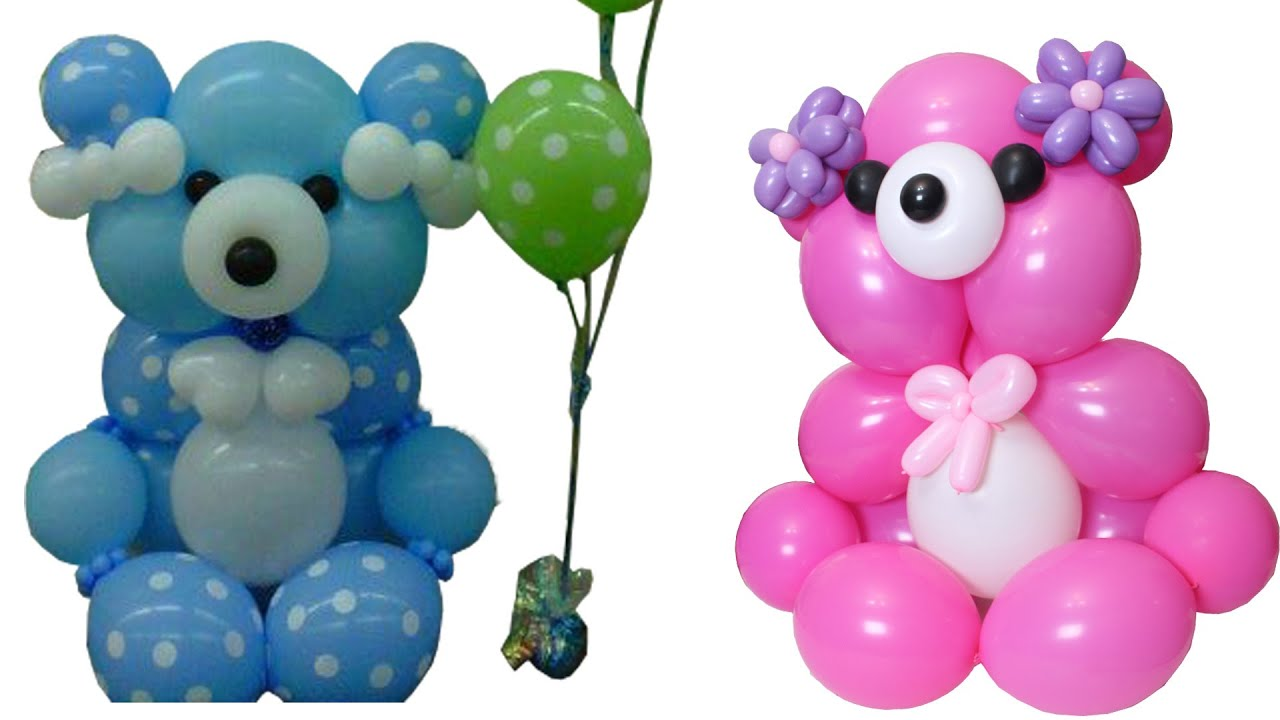 Ideas para fiestas osoteddy fiestas infantiles youtube - Ideas para fiestas infantiles ...
