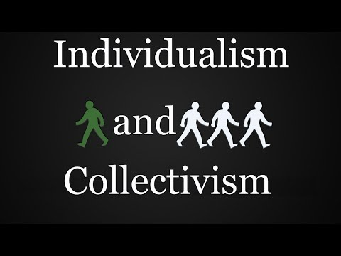 The Collective and the Individual