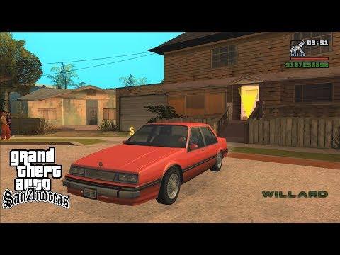 GTA: San Andreas [PC] GTA IV Willard Mod [1440p]