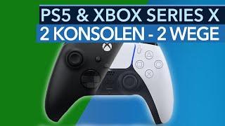 PS5 & Xbox Series X: So profitieren wir alle von den Unterschieden
