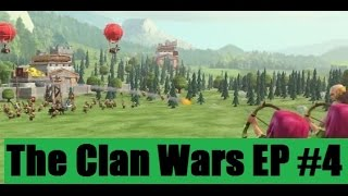 Clash of Clans - The Clan Wars Episode 4: The most inactive clan EVER?!?