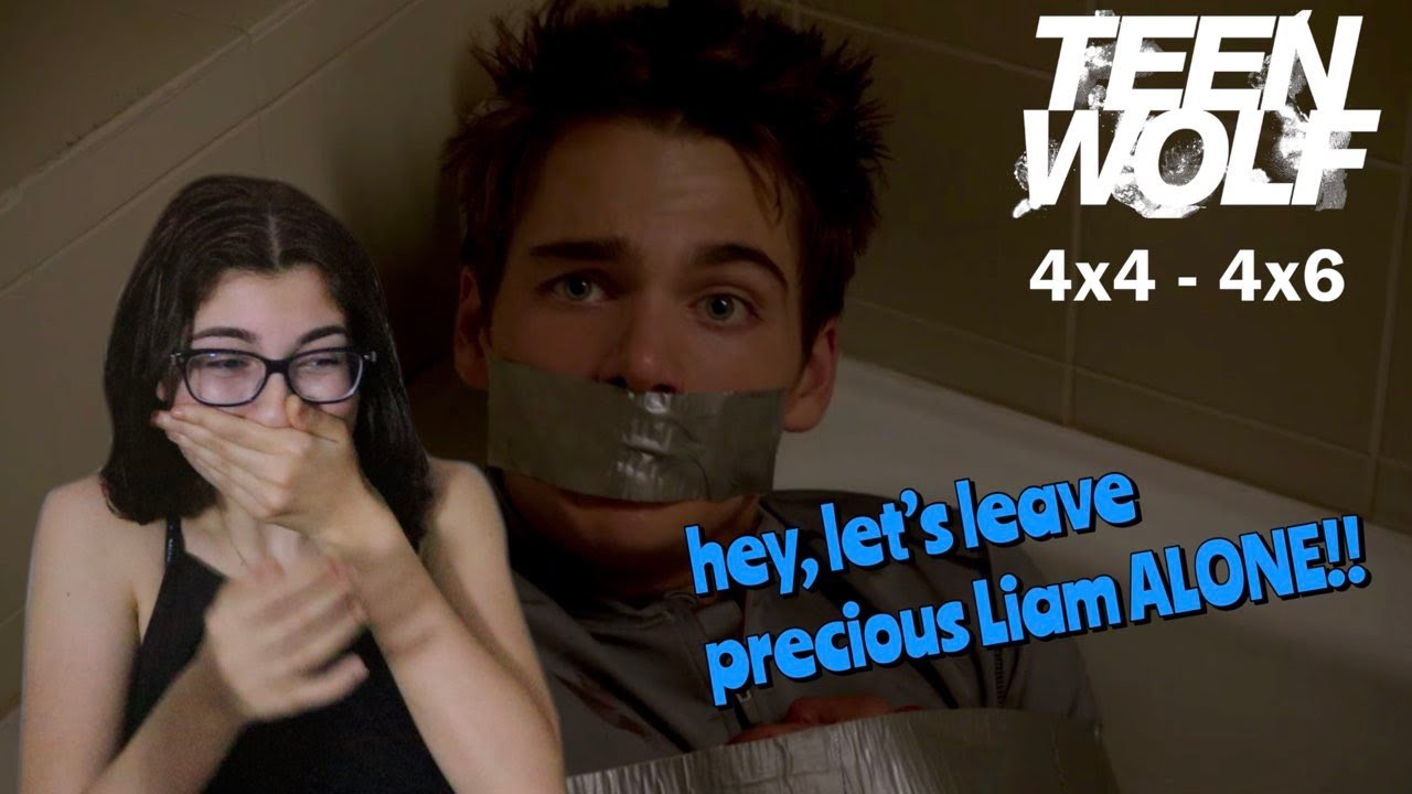 Download CAN WE GIVE LIAM DUNBAR A BREAK?!?! Teen Wolf 4x4-4x6 Reaction & Commentary