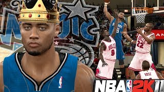 NBA 2K11 MyPLAYER #12 - DeShawn GOES CRAZY!! Career High 40+ Points!
