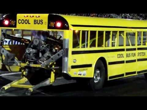 autobus escolar 1/4 milla(Whellie School Bus)