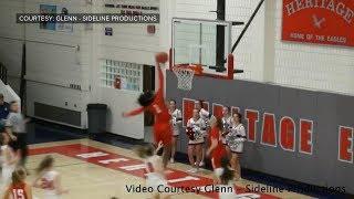 Regis Jesuit's Fran Belibi: First-ever high school girls' basketball alley-oop Video