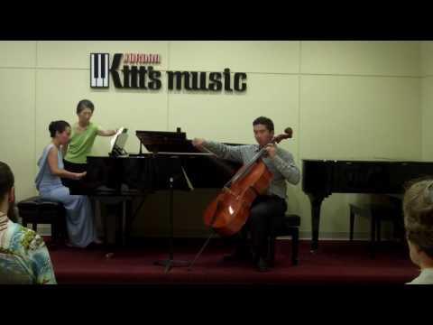 Beethoven Cello and Piano Sonata No. 3 in A Major, Op 69
