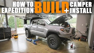 How To Build An Overland Expedition Vehicle: Step 3