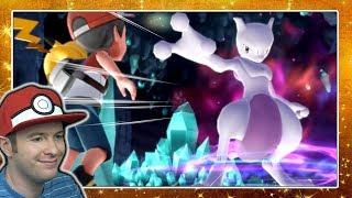 Das Abenteuer ruft! Pokémon Let's Go Pikachu & Eevee 🎇 Trailer Reaktion