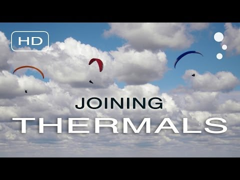 Paragliding XC Secrets: How to join a thermal