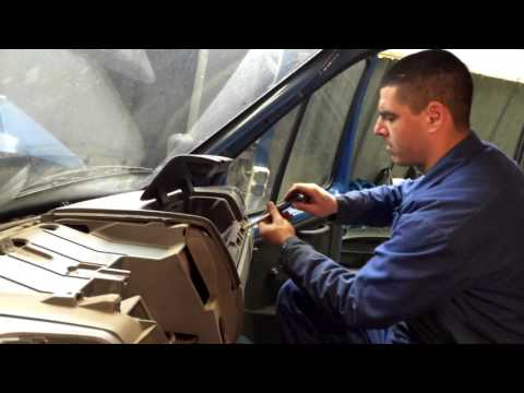 Замена моторчика печки ГАЗЕЛЬ