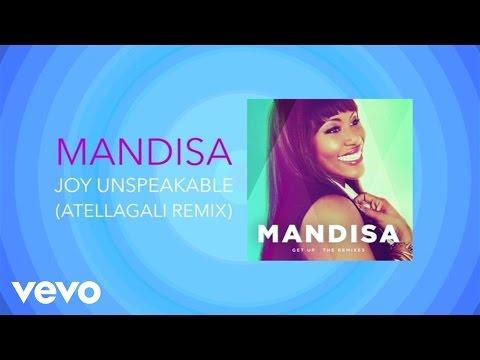 Mandisa - Joy Unspeakable (Atellagali Remix/Lyric Video)