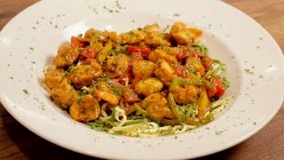 The Cheesecake Factory: Cajun Jambalaya Pasta
