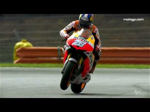 MotoGP™ Malaysia 2013 Friday's fastest rider - Dani Pedrosa Travel Video