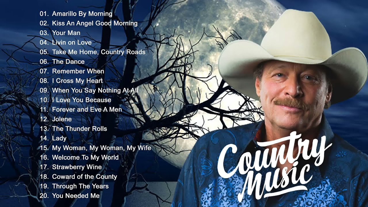 Jim Reeves, George Strai, Kenny Rogers, Garth Brooks - 100 Greatest Country Songs of All Time