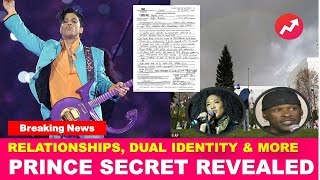 Singer Prince secret life revealed in house search