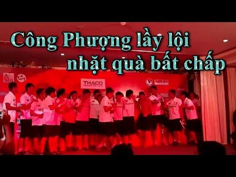 Anh không đòi quà - U19 Hoàng Anh Gia Lai - Arsenal JMG [2014]