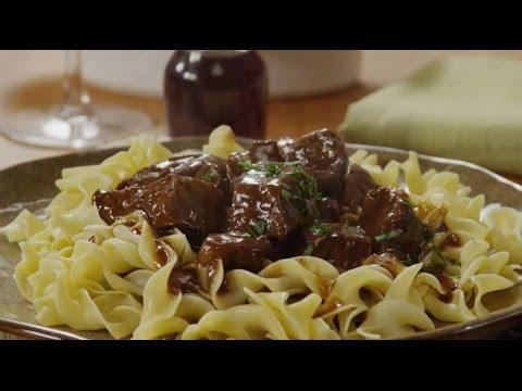 How to Make Beef Tips | Beef Recipes | Allrecipes.com